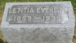 Letitia Everett