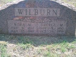 Nora May <i>Cavender</i> Wilburn