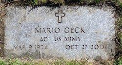 Mario Geck
