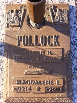 Magdalene Elizabeth Pollock
