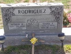 Diana <i>Baca</i> Rodriguez
