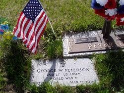 George Washington Peterson