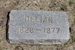 Delia Ann <i>Howard</i> Weston