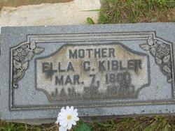 Ella Cornelia <i>Bywaters</i> Kibler