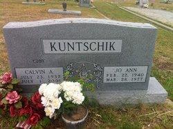 Jo Ann <i>Johnson</i> Kuntschik