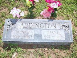Fred E. Addington