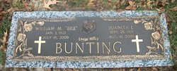 Juanita Lorene <i>Frazier</i> Bunting