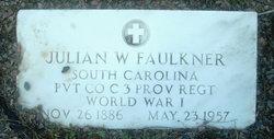 Julian W. Dude Faulkner
