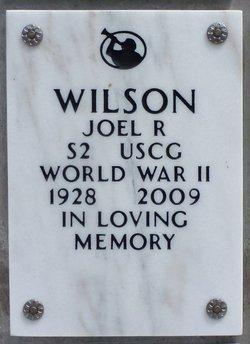 Joel Richard Rich Wilson