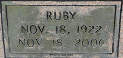 Ruby <i>King</i> Bates