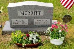 Ada <i>Ruth</i> Merritt