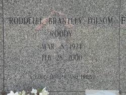 Roddelle Roddy <i>Brantley</i> Folsom