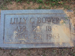 Lilly Florence <i>Crowell</i> Bowers