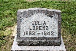 Julia <i>Wehrly</i> Lorenz