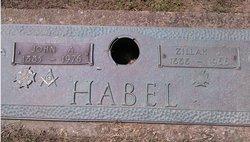 John A. Habel