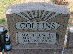 Matthew Chaz Collins
