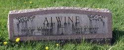 Elizabeth Genevieve Jennie <i>Markle</i> Alwine