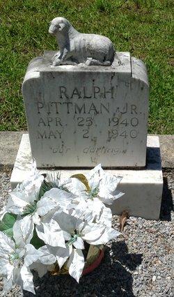 Ralph Pittman, Jr