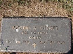 Roger A Gilkey