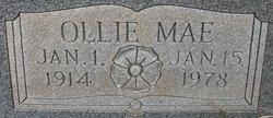 Ollie Mae <i>Strickland</i> Childers