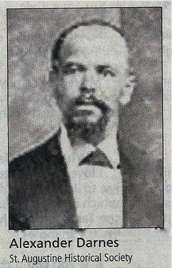 Dr Alexander H Darnes