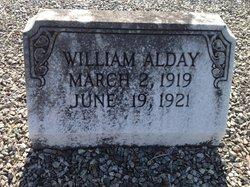 William Alday