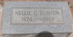 Nellie Gertrude Dunton