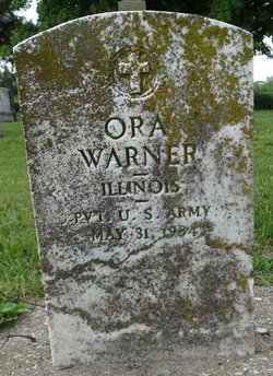 Ora Frederick Warner