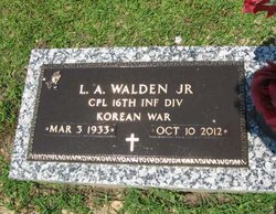 Lonnie Albert L A Walden, Jr