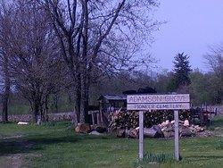 Adamson Grove Pioneer Cemetery