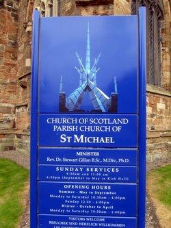 Saint Michael Parish Churchyard