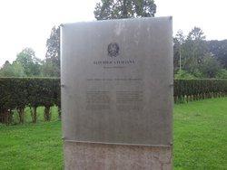 Italienischer Ehrenfriedhof