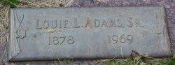Louie Lee Adams, Sr