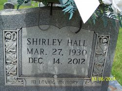 Shirley Mae <i>Hall</i> Edwards