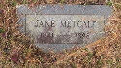 Jane Metcalf