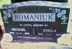 Mrs Stella BaBa <i>Nedokis</i> Romaniuk