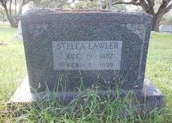 Stella Blanche <i>Johnson</i> Lawler