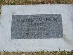 Fielding Marion Bert Barron