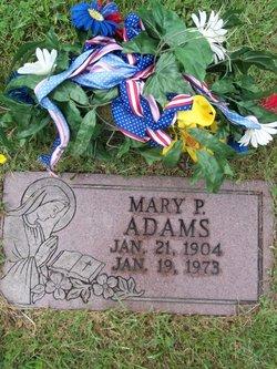 Mary P. Adams