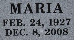Maria Cabrera