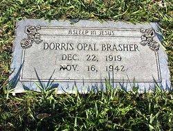 Dorris Opal <i>Leachman</i> Brasher