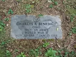 Charles R. Benedict