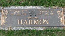 Geneva P. Harmon