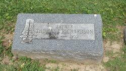 Thomas F Richardson