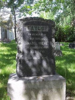 Hazel Irene Taylor