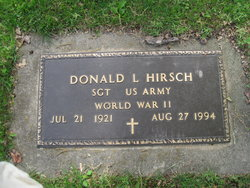 Donald Lawerence Hirsch