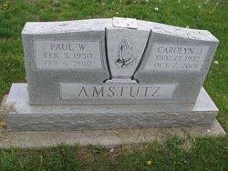 Paul W Amstutz
