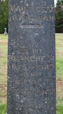 Elizabeth T Bessie <i>Maker</i> Dow
