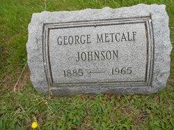 George Metcalf Johnson