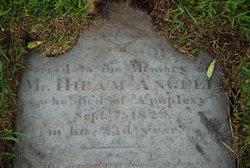 Hiram Angell